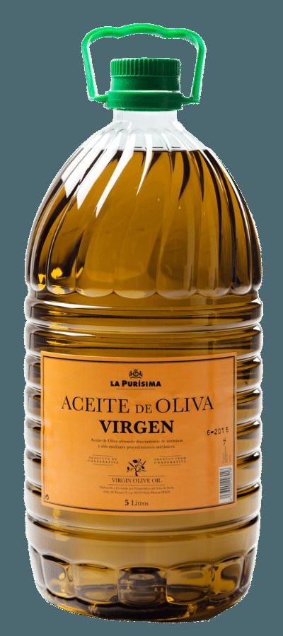 Aceite de Oliva Virgen de Bodegas La Purísima
