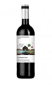 comprar vino Cabernet Sauvignon Consentido La purisima