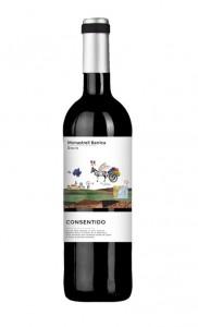 Comprar vino online Monastrell Barrica Consentido purisima
