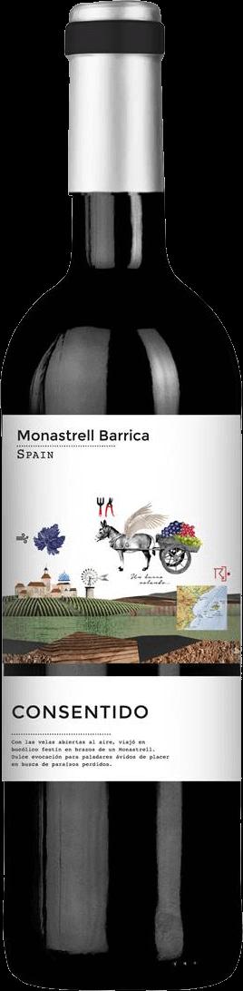 Monastrell Barrica Bodegas La Purisima