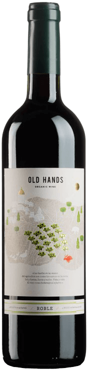 Vino Old hands Roble Bodegas La Purisima