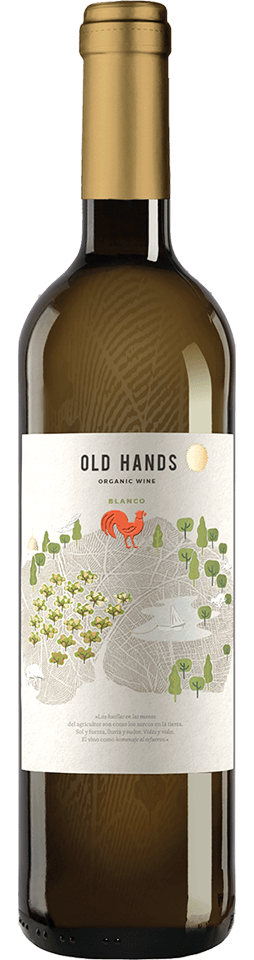 Vino Old Hands Blanco Bodegas Purisima