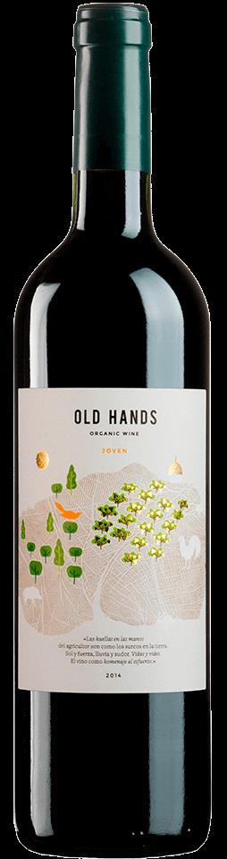 Vino Old Hands Joven Orgánico de Bodegas La Purísima