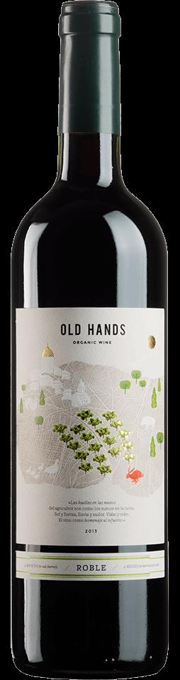 Vino Old Hands Roble Orgánico - Bodegas Purísima